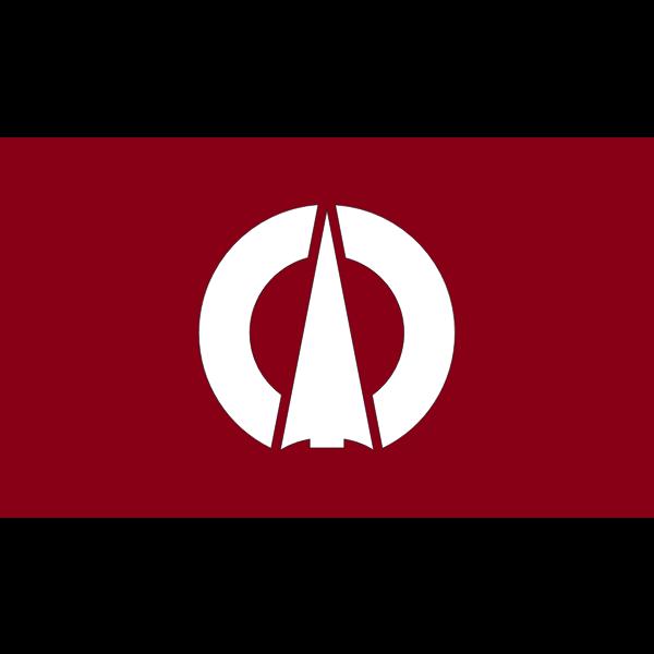 Flag of Osaka Gifu