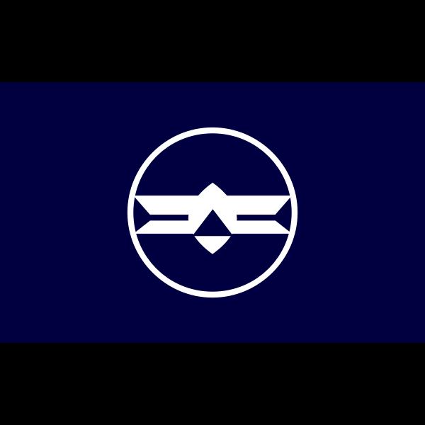 Flag of Ota Akita