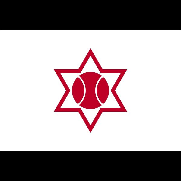 Flag of Otaru Hokkaido