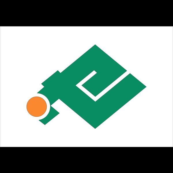 Flag of Setana Hokkaido
