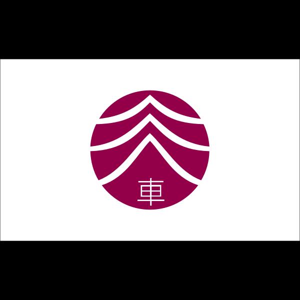 Flag of Shariki Aomori