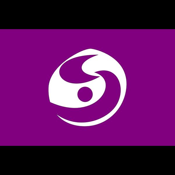 Flag of Shibukawa Gunma