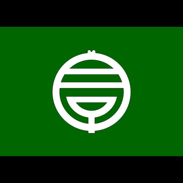 Flag of Shirako Chiba