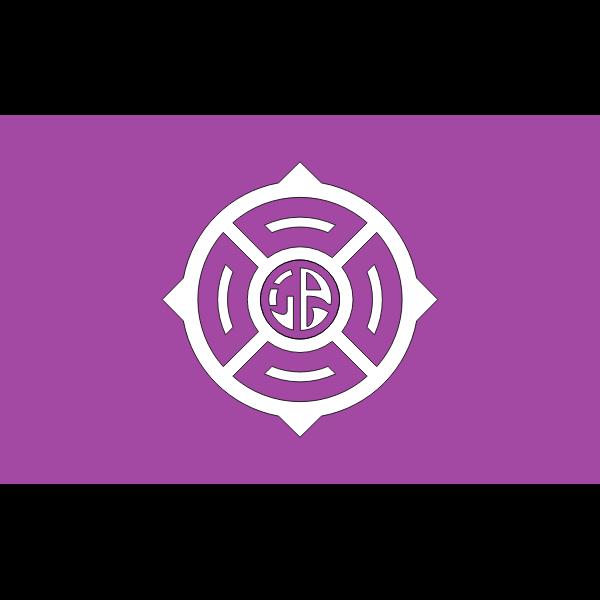 Flag of Shirasawa Gunma