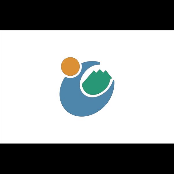 Flag of Tomioka Gunma
