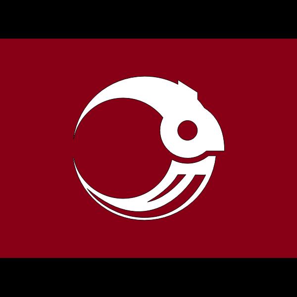 Flag of Tsukiyono Gunma