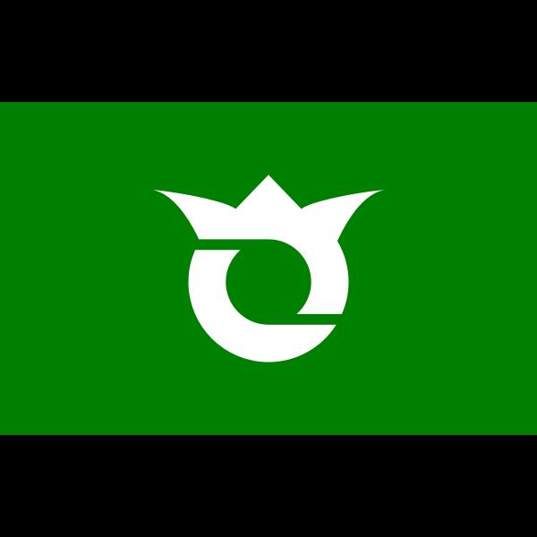 Flag of Yamauchi Akita
