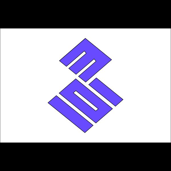 Flag of Yoro Gifu