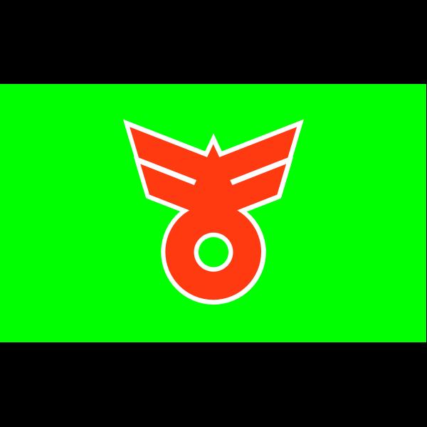 Flag of Yoshii Fukuoka