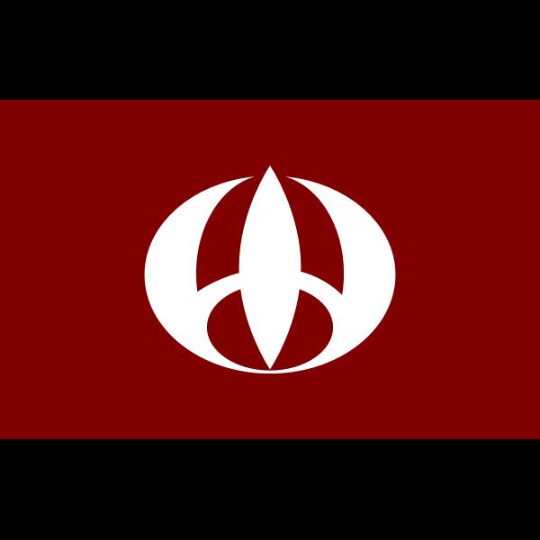 Flag of Yuri Akita