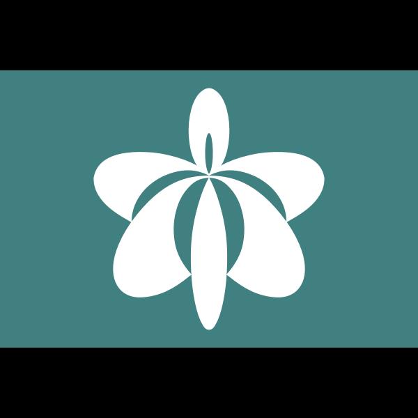 Flag of Yurihonjo Akita