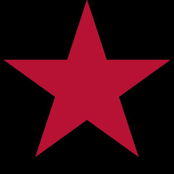 Flag of California - Star