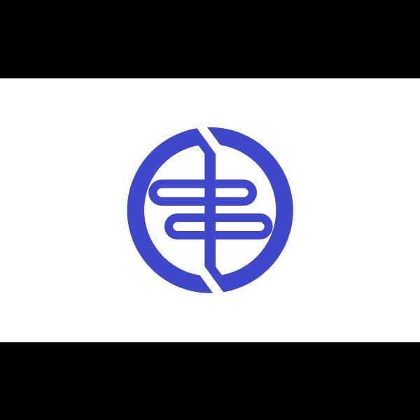 Flag of Kushimoto, Wakayama