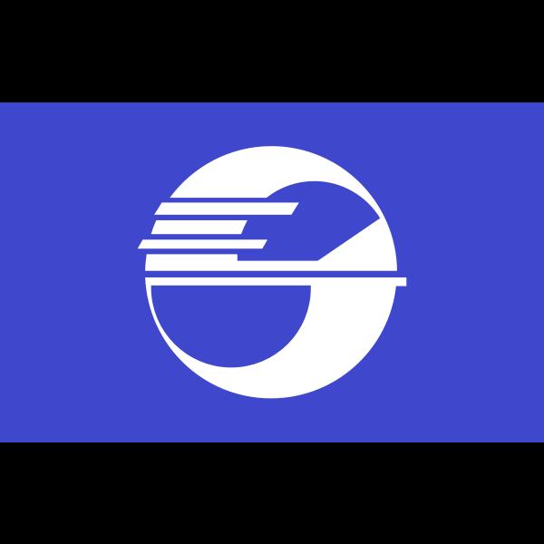 Flag of Fujioka, Aichi