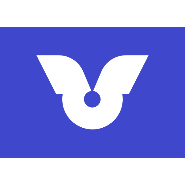 Flag of Hiokigawa, Wakayama