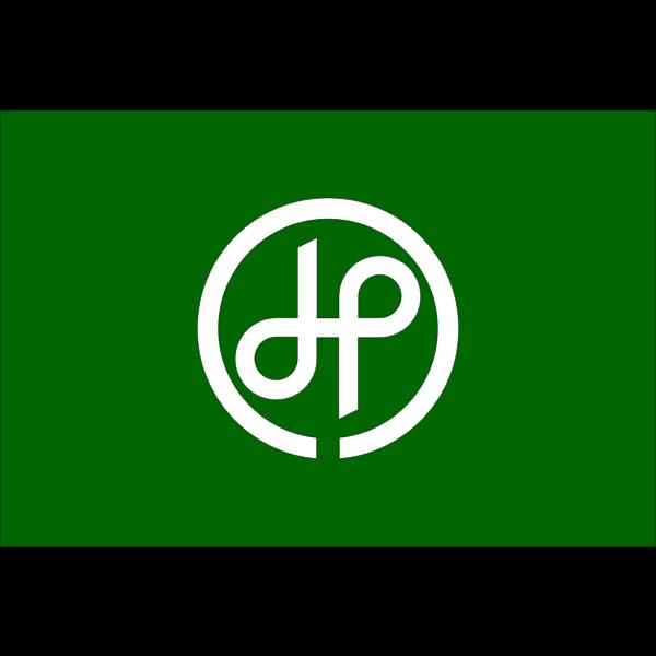 Flag of Ichinomiya, Chiba