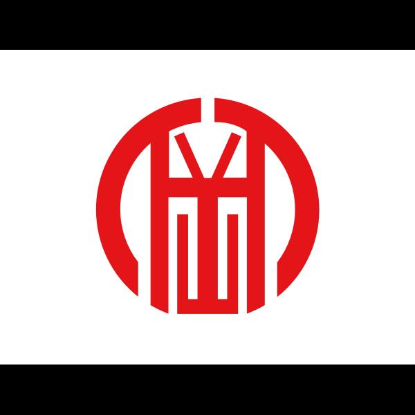 Flag of Iioka, Chiba