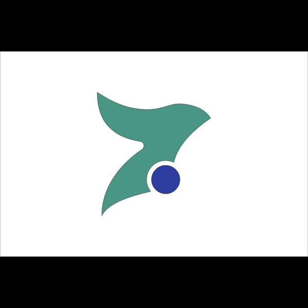 Flag of Isumi, Chiba