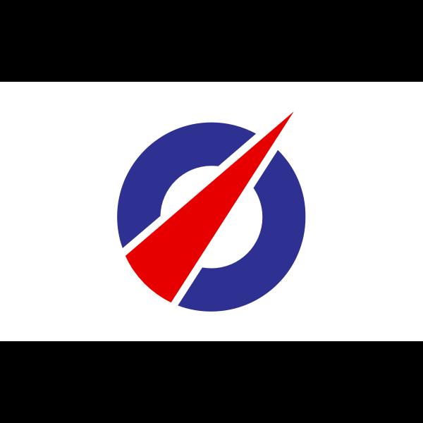 Flag of Kashima, Kagoshima
