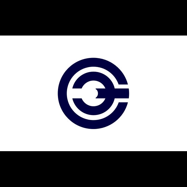 Flag of Kedoin, Kagoshima