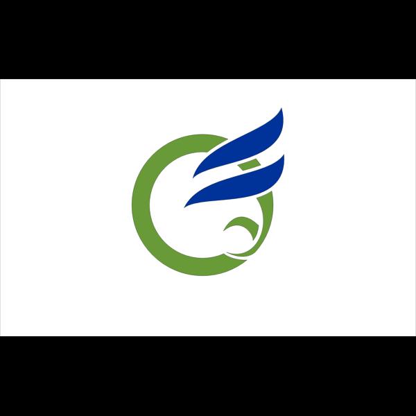 Flag of Kihoku, Ehime