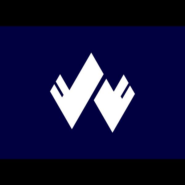 Flag of Kitayama, Wakayama
