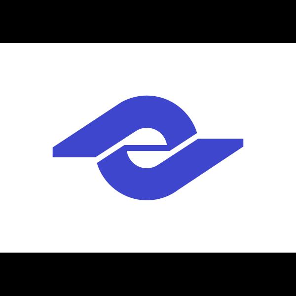 Flag of Koyaguchi, Wakayama
