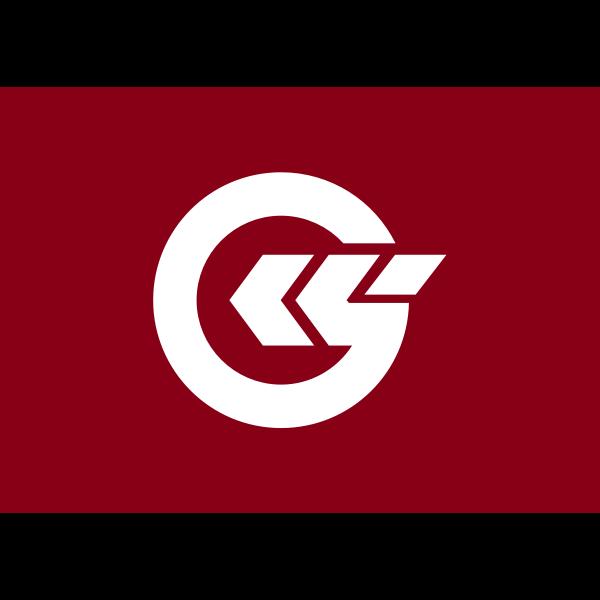 Flag of Kuraishi, Aomori