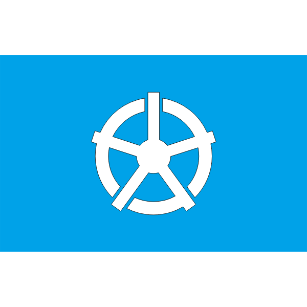 Flag of Namikata, Ehime