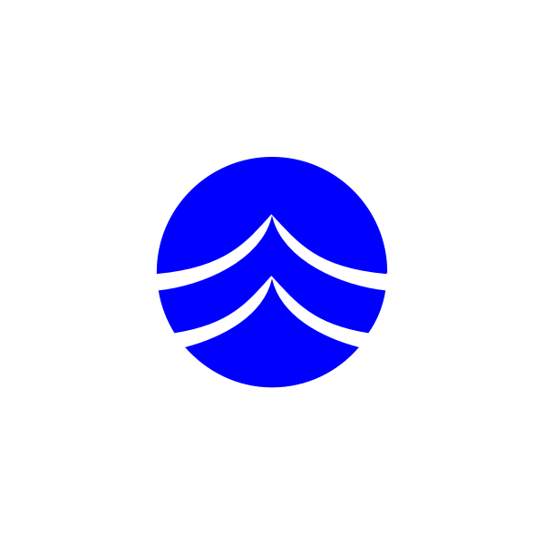 Official flag of Noh vector drawing