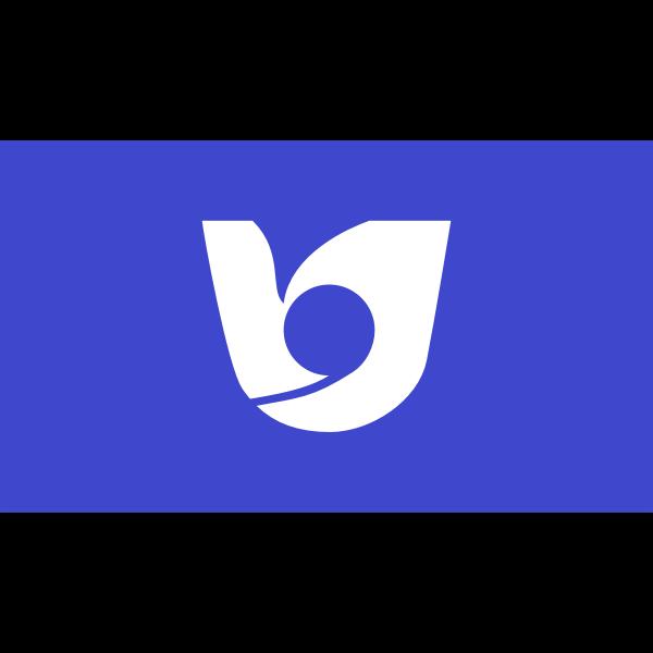 Flag of Wakinosawa, Aomori