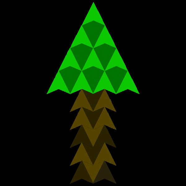 Flecha arbol