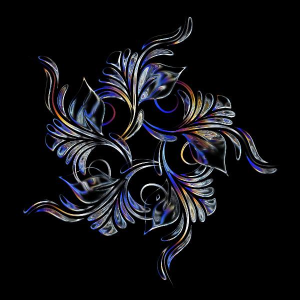 Floral Glass 5 Enhanced 2