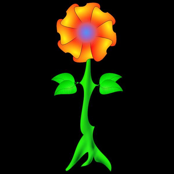 Flower path 001