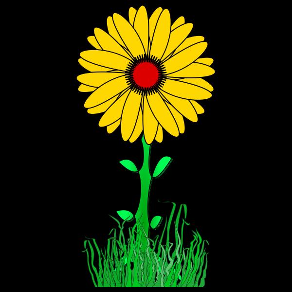Flower path 003
