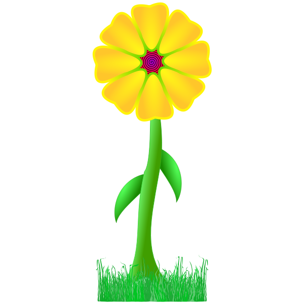 Flower path 004