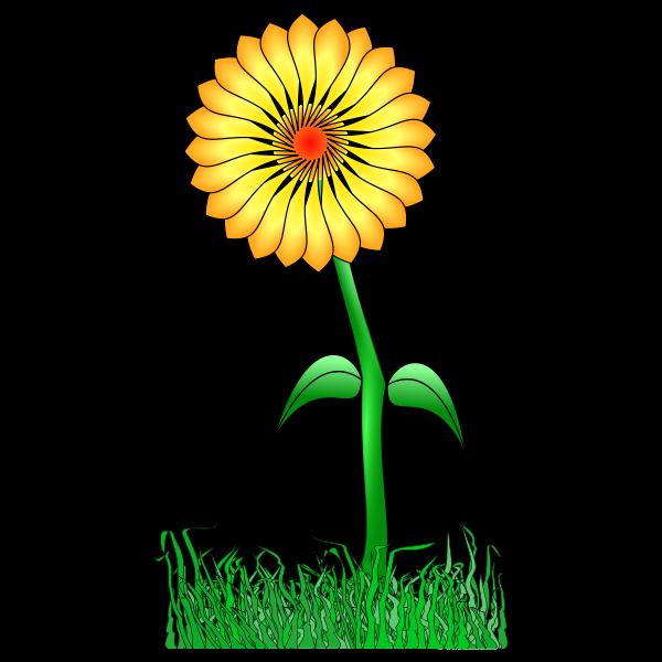 Flower path 005