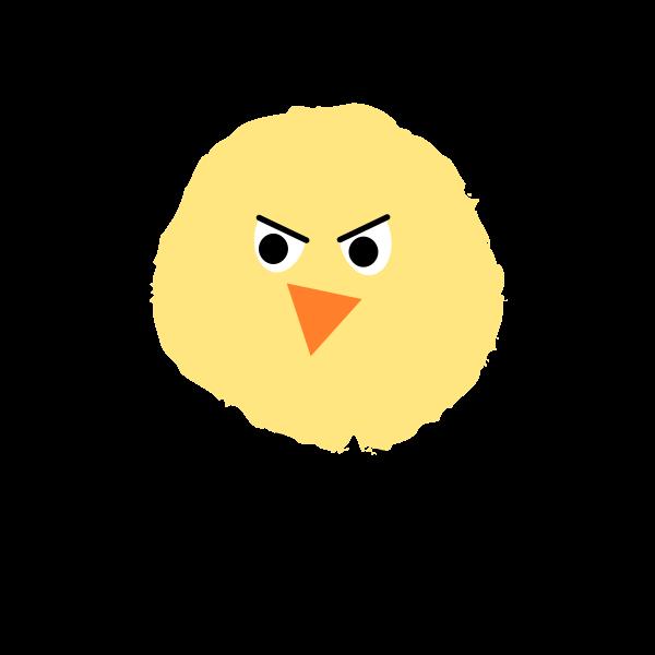 Fluffy chick 04