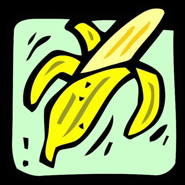 Banana symbol
