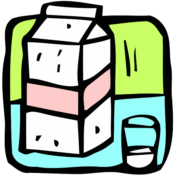 Milk card