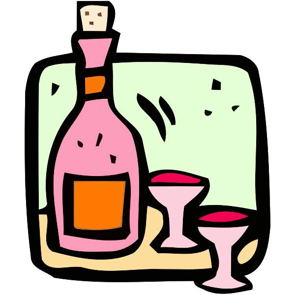 Wine symbols