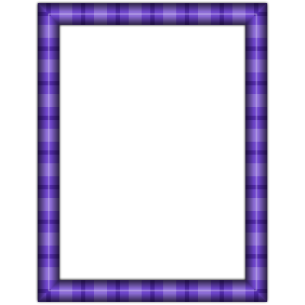 Frame Purple Color