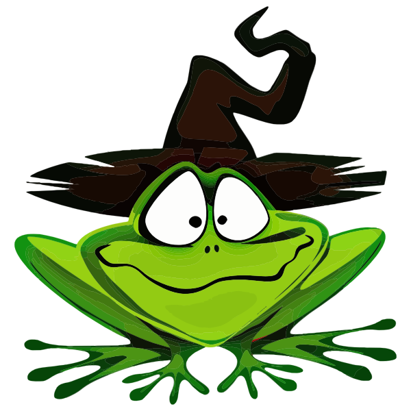 Witch frog
