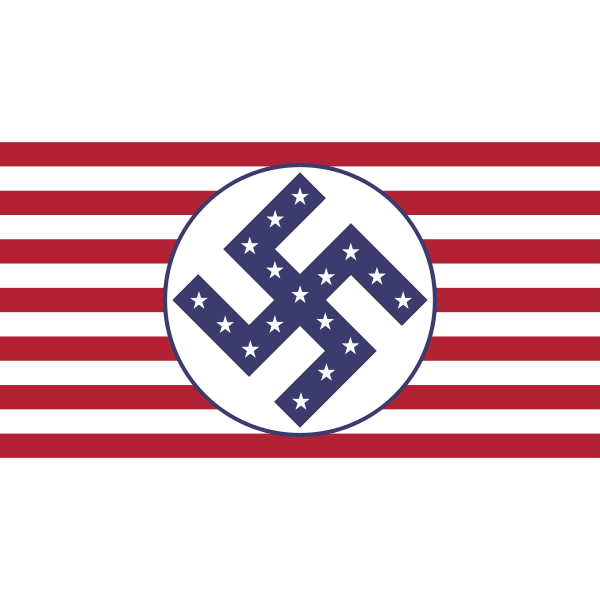 GOP America flag