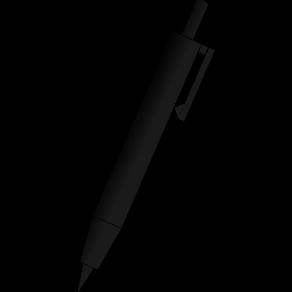Pen silhouette