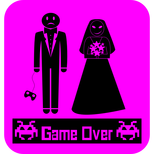 Game Over Boda