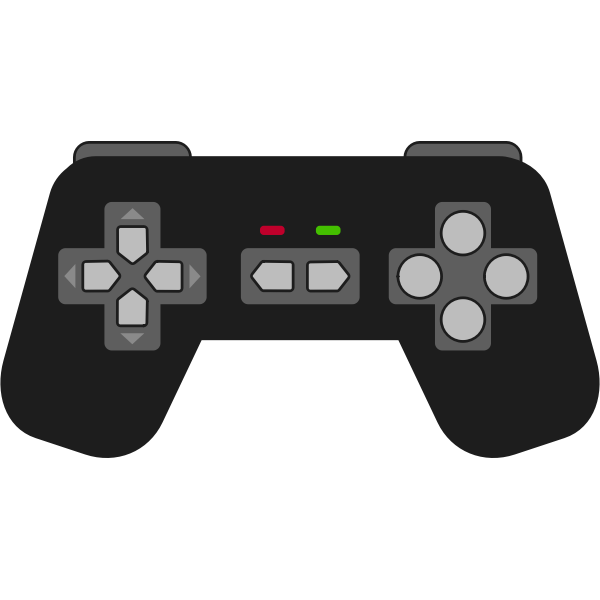 Remote control for games
