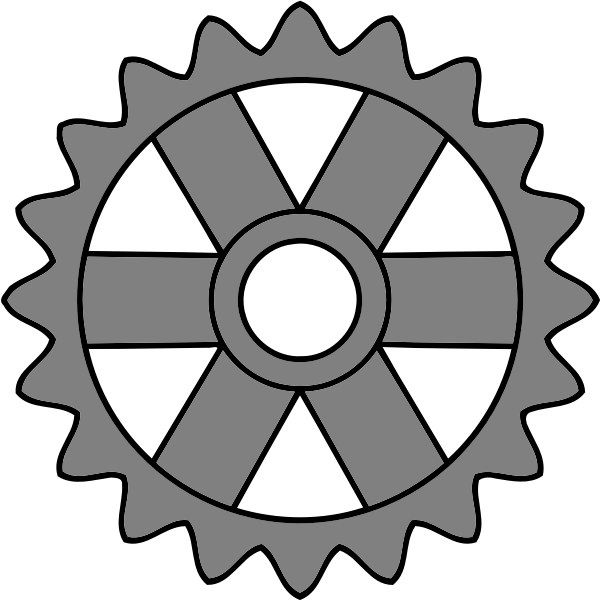 20-tooth gear