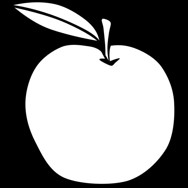 Simple Fruit Apple