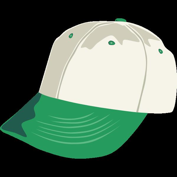 Baseball cap vector illustration